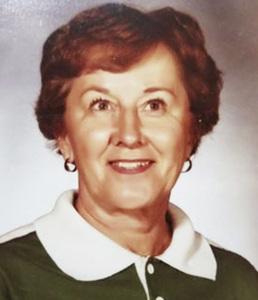 Irene M Lenke