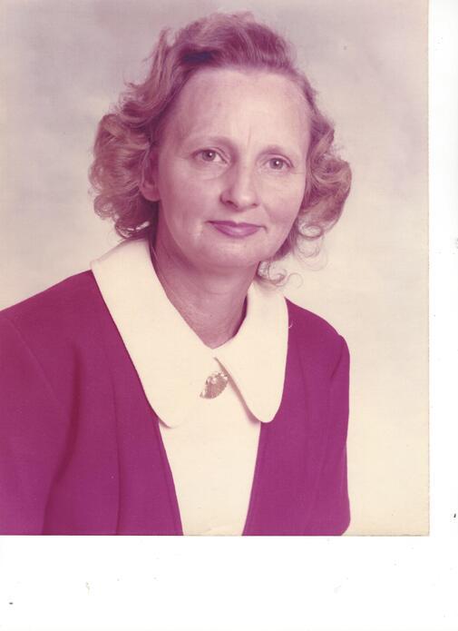 Gladys Marie Roark Ison