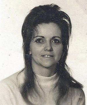 Gayle  Gloria Carty (nee McIntyre)