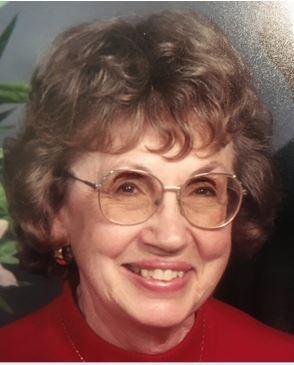 Virginia P. Olds