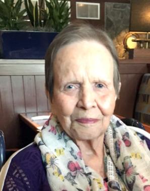 Marjorie  Carter Dupree Simmons