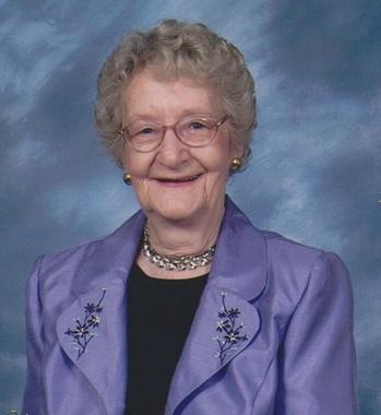 Walburga Margaret Tate Buck