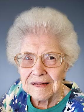 Geraldine E. Dodds