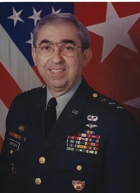 Lieutenant General Joseph S. Laposata