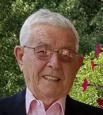 Harold A. 'Jake' Perrine