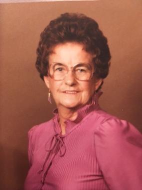 Oma Edith Acord