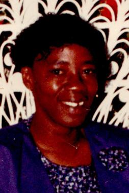 Josie Mae Cottoner Robinson