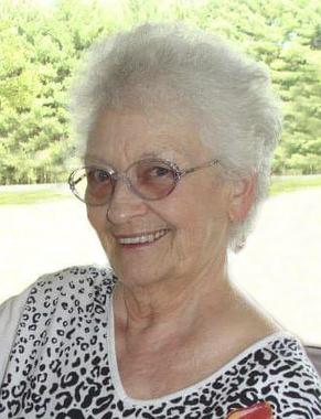 Shirley Ann Lewis Taylor