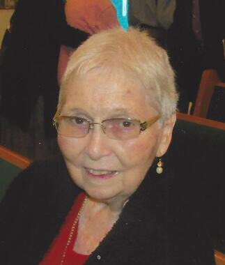 Shirley Faye Nuckolls Hambrick