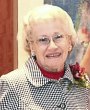 Martha Louise Wickes