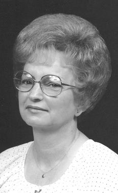 Betty Ruth  Byers