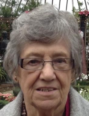 Margaret  Boehm Sauer