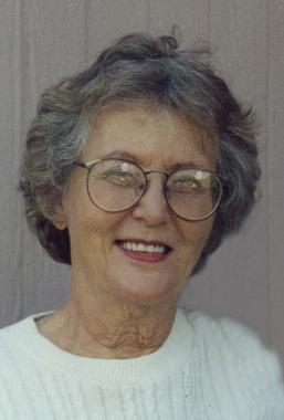 Geraldine Ruth Bagby