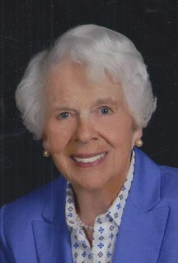 Marjorie McIntyre Evans