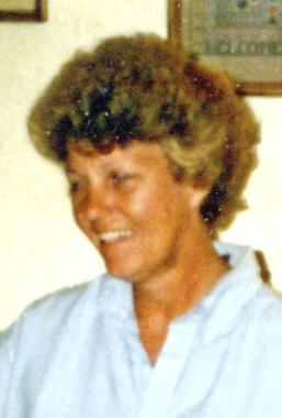 Patricia 'Pat' Jaacks