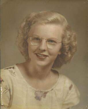Etta Faye (Hinton) Burnham