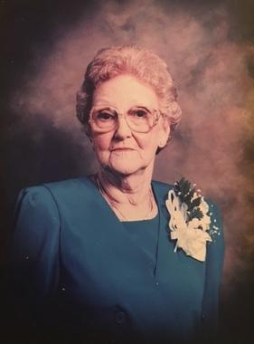 Bertha Wood Warden