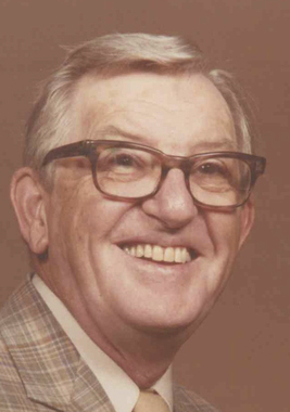 Francis 'Frank' Gwendale Connell