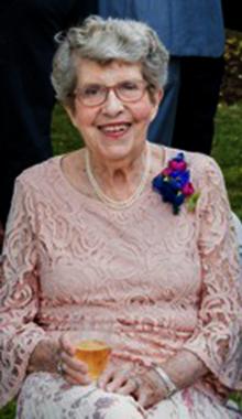 Frances Marian Wolke