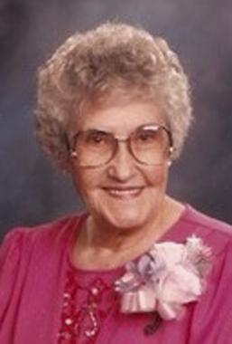 Betty Jean Alfrey Ensor