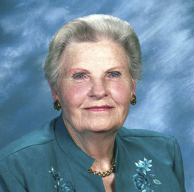 Bertha Faye Willett