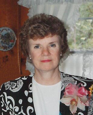 Bonnie Jones Faust