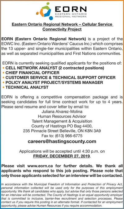 CELL NETWORK ANALYST Job Posting | Working.com