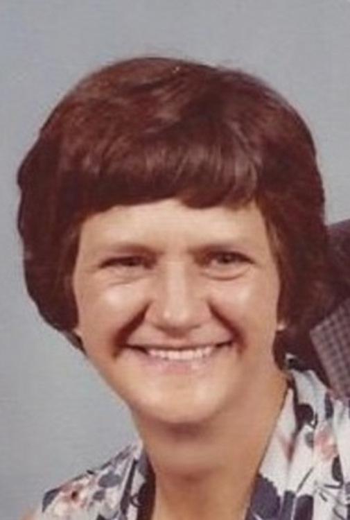Ruth Evelyn Martin