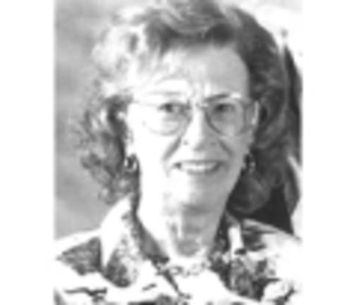 Grace WHILLANS | Obituary | Ottawa Citizen
