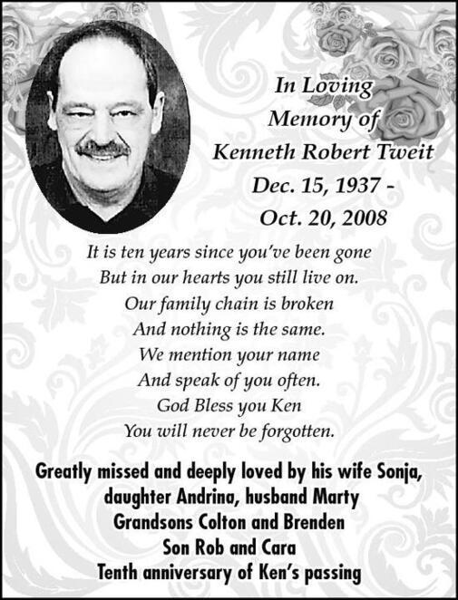 Kenneth  Tweit