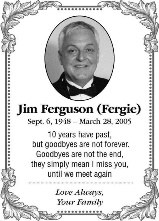 Jim  Ferguson