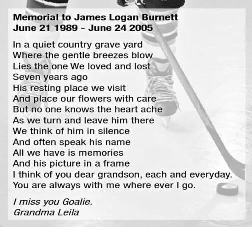 James Logan  Burnett