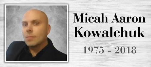 Micah  KOWALCHUK