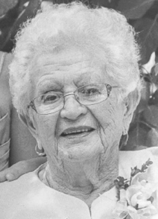 Bertha (Amma) Emma  Alexander