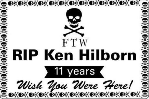 Ken  HILBORN