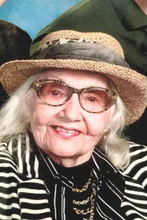Mildred Easley Evans