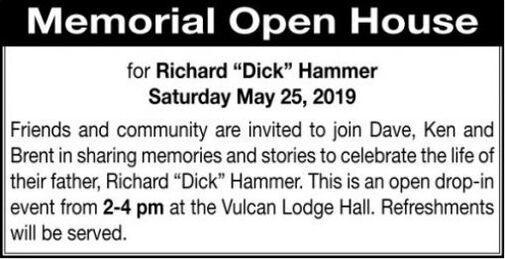 Richard Dick  HAMMER