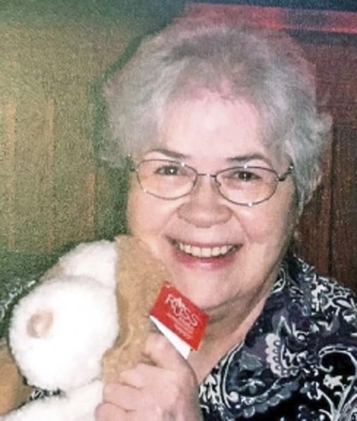 Shirley Elaine  Gordey