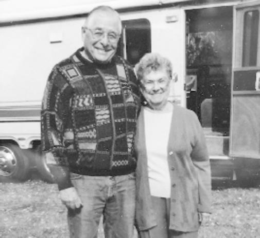 Thomas and Hilda  ATKINSON