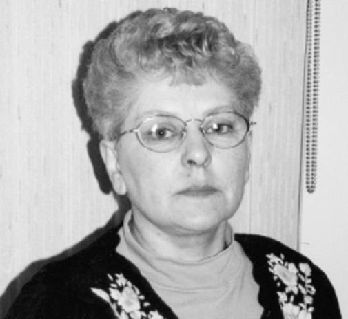 Patricia  DOIDGE