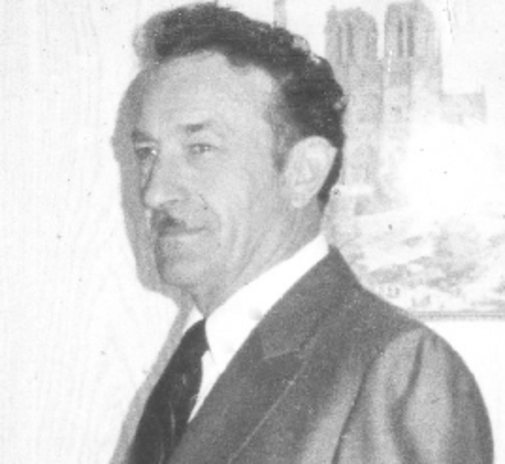 Gerald  HANLON