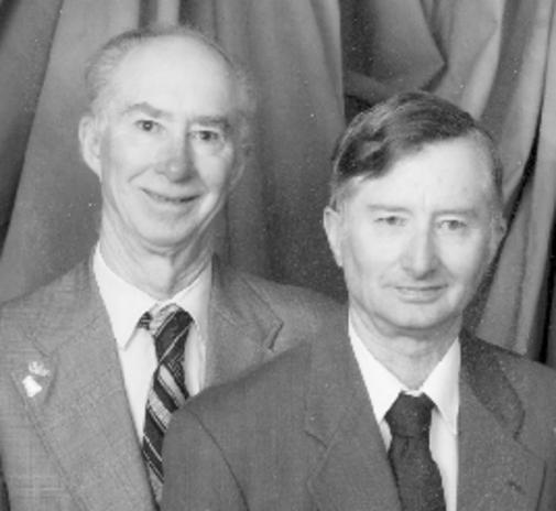 Anton and Bernard  ZIMMERMAN