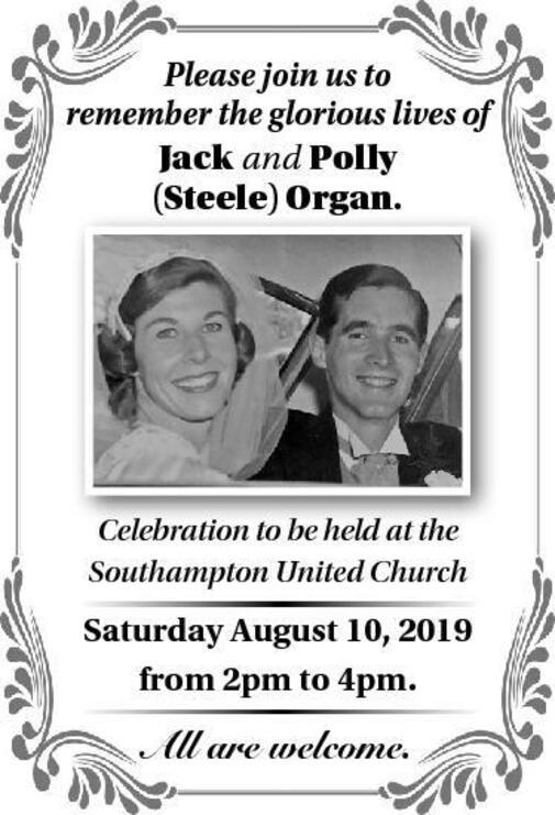 Jack and Polly  Organ