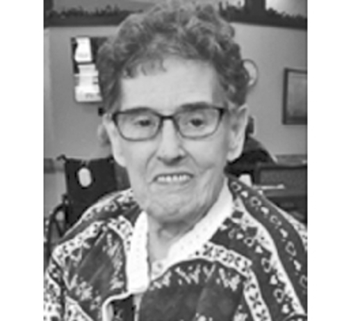 Gladys  PETKAU