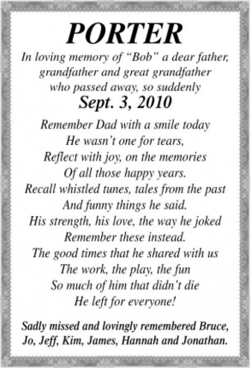 Remember  Dad