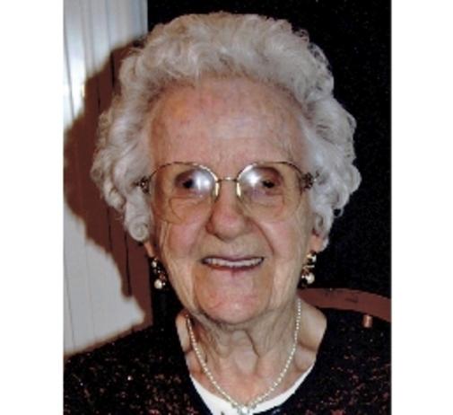 Gertrude  ALLEN