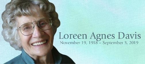 Loreen  DAVIS