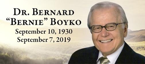 Bernard  BOYKO
