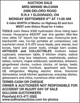 Picton County Weekly News   Classifieds