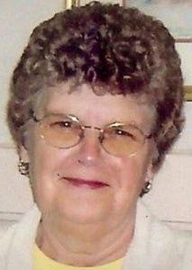 Nancy Jane Gilliland Folger, 75
